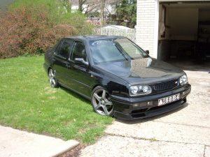 VW Jetta VR6 GLX 1