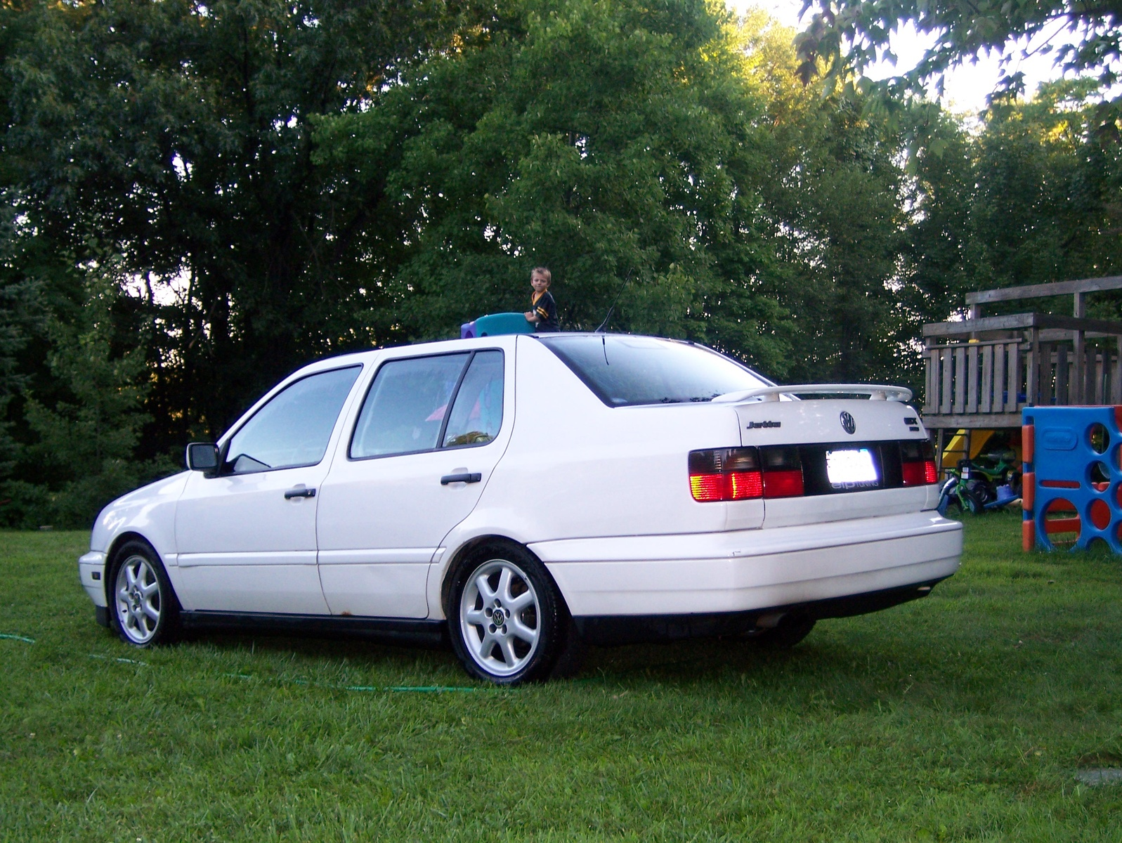 throwbackthursday  vw jetta vr glx