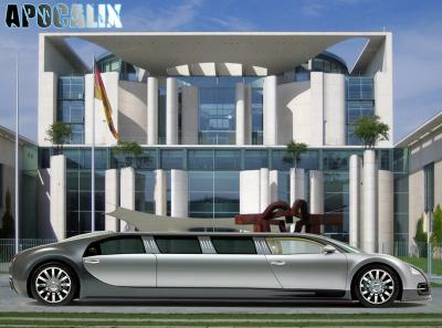 the bugatti limousine. Black Bedroom Furniture Sets. Home Design Ideas