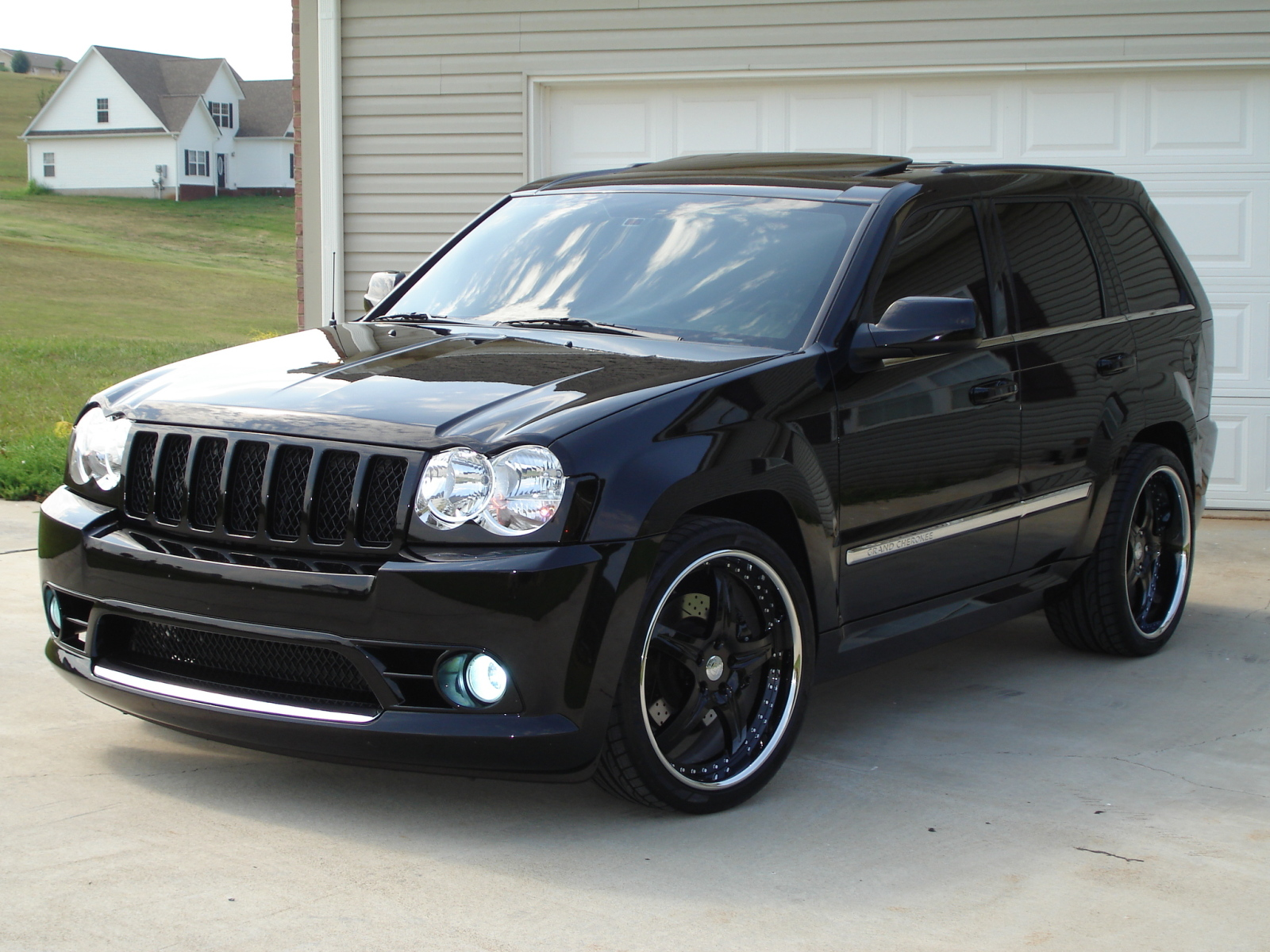The 2006 Jeep Cherokee SRT8 #ThrwBkThrsdy