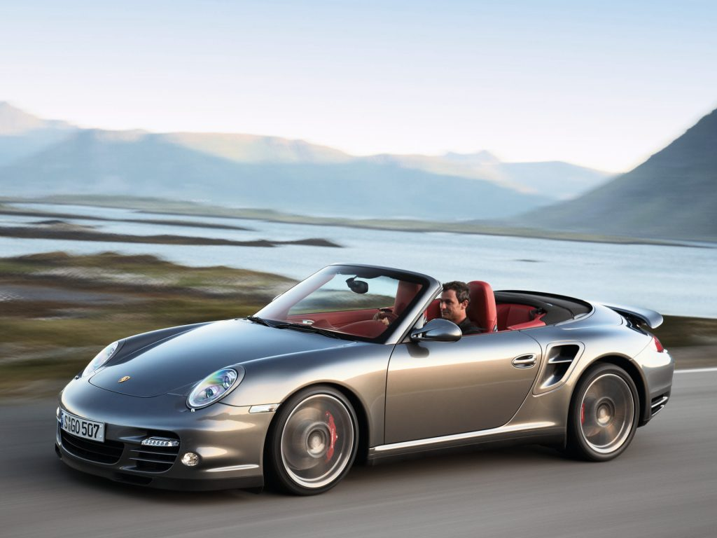 new porsche 911 turbo cabrio vs old 1989 turbo flatnose. Black Bedroom Furniture Sets. Home Design Ideas