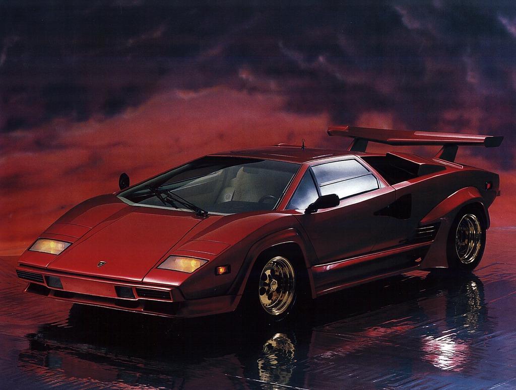The Tyco Rc Lamborghini Countach Ah The Memories