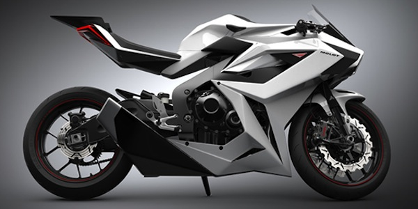 The 2015 Lamborghini Motorcycle Design