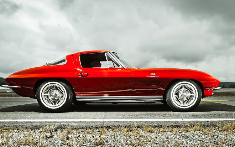 Corvette Sting Ray
