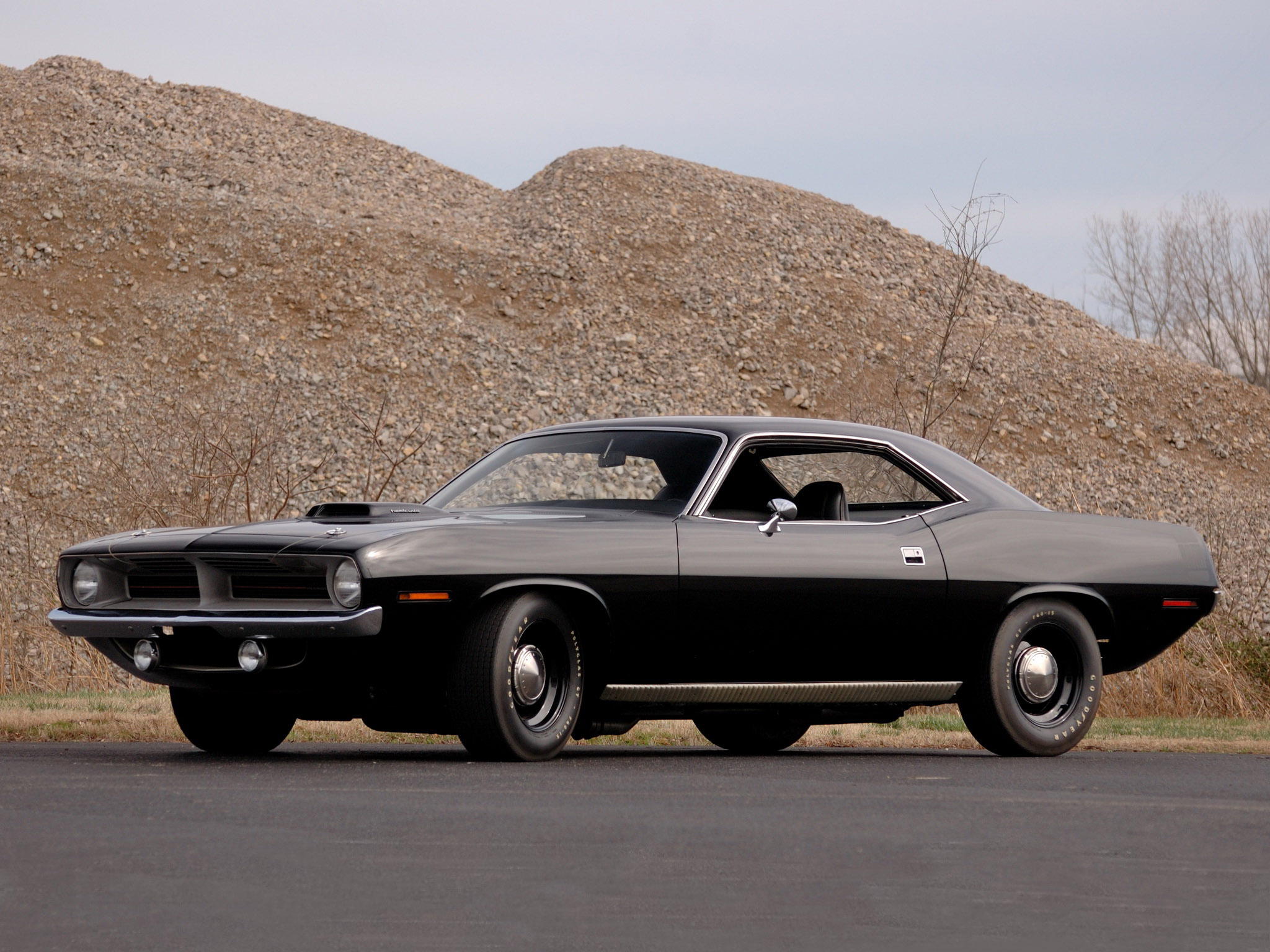 The Top Ten American Muscle Cars And What They Are Worth