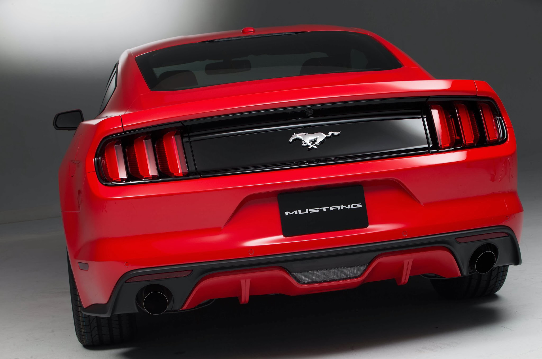 the 2015 ford mustang ecoboost is on deck. Black Bedroom Furniture Sets. Home Design Ideas