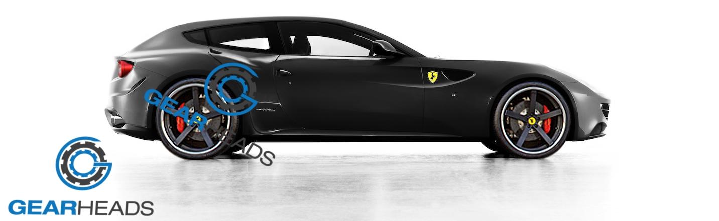 The New 4 Door Ferrari Teasers Revealed