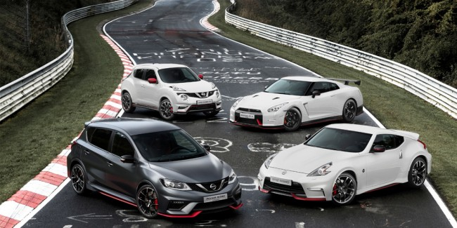 The Nissan Pulsar NISMO Concept Joins The Family.