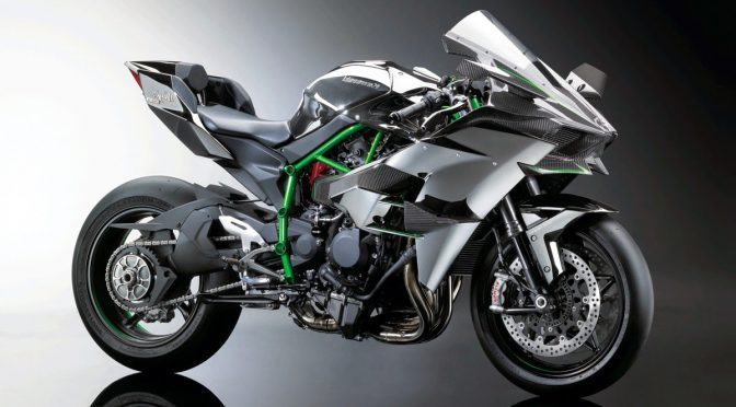 50k Kawasaki Ninja H2R Rich People Special Edition