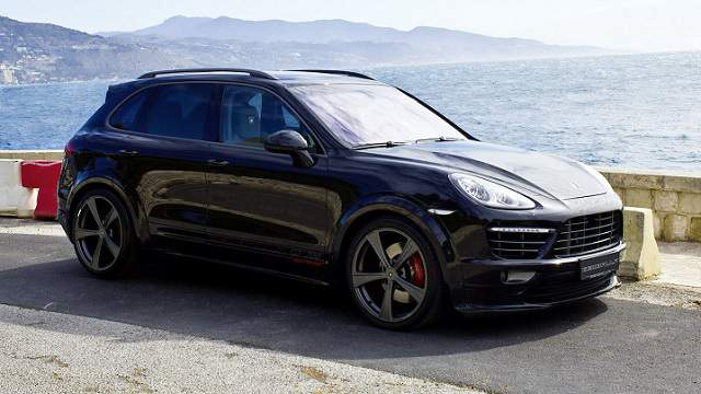 Base Model 2015 Porsche Cayenne And GTS To Debut At L.A. Auto Show