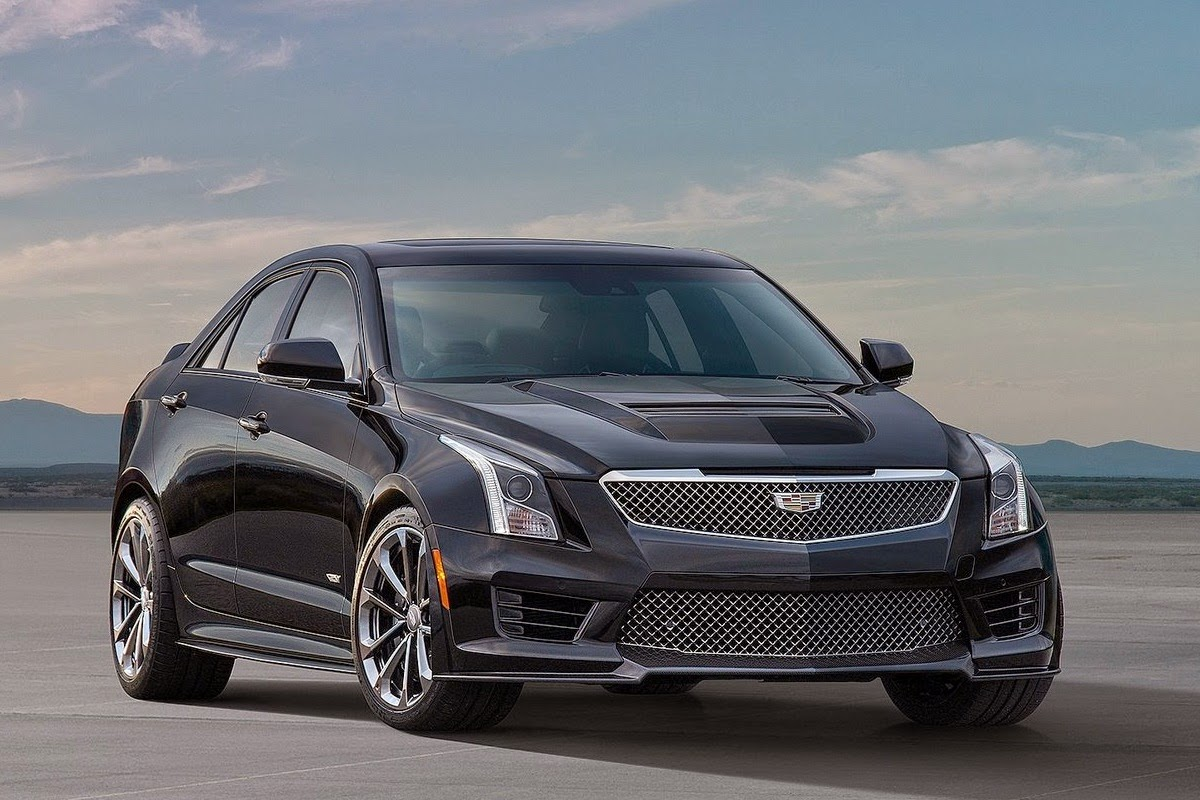 the 2016 cadillac ats v will be the new german kryptonite. Black Bedroom Furniture Sets. Home Design Ideas