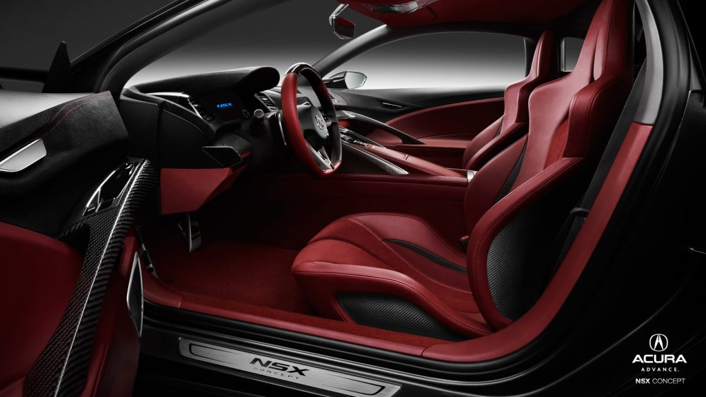 Acura NSX Type-R 6