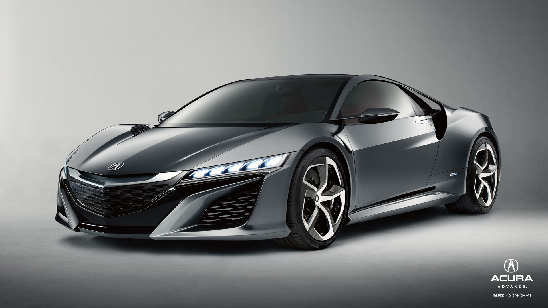 2017 Acura NSX Type-R is in the works