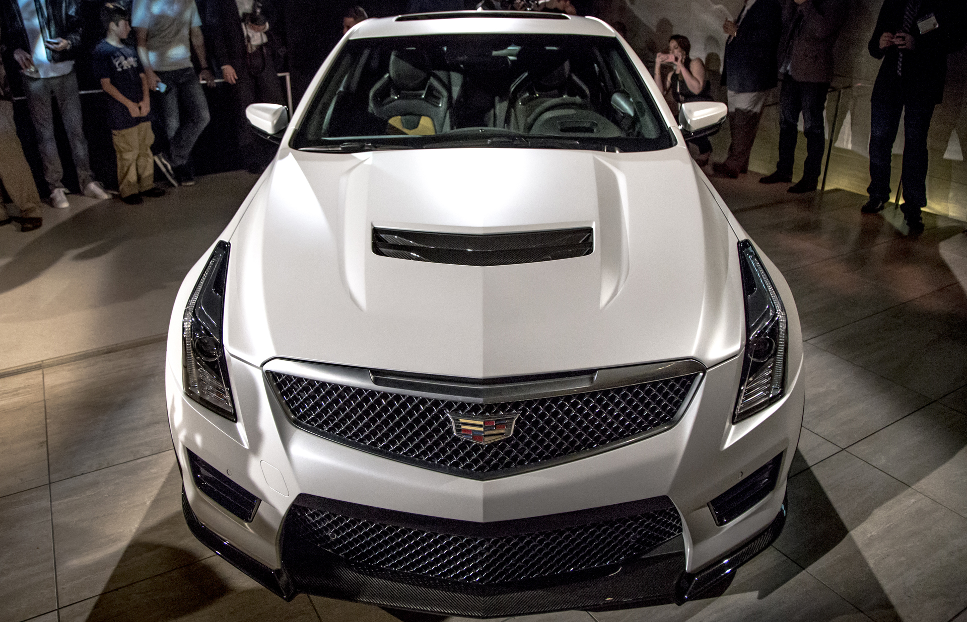 The 2016 Cadillac ATS-V Will Be The New German Kryptonite.
