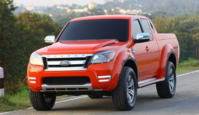 Discovering The 2015 Ford Ranger