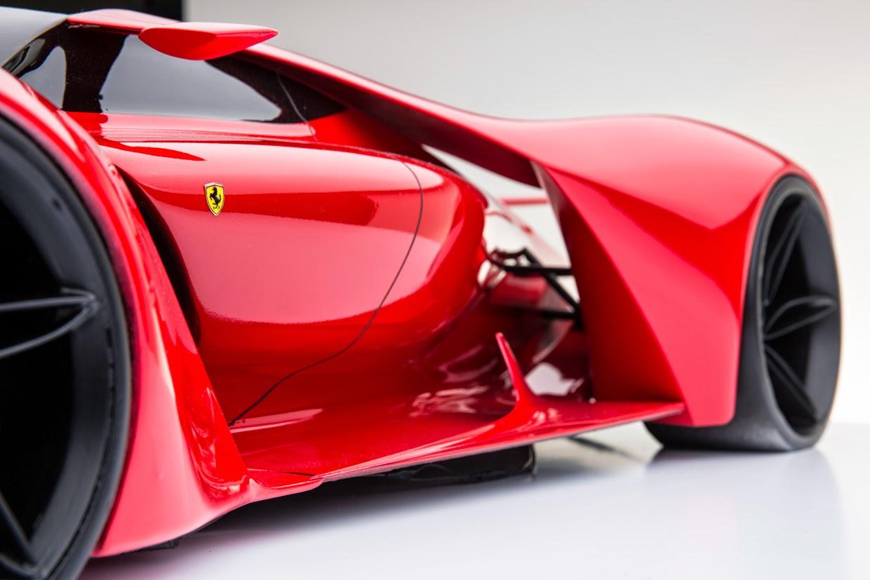 Ferrari F80 Prancing Pony Concept 1