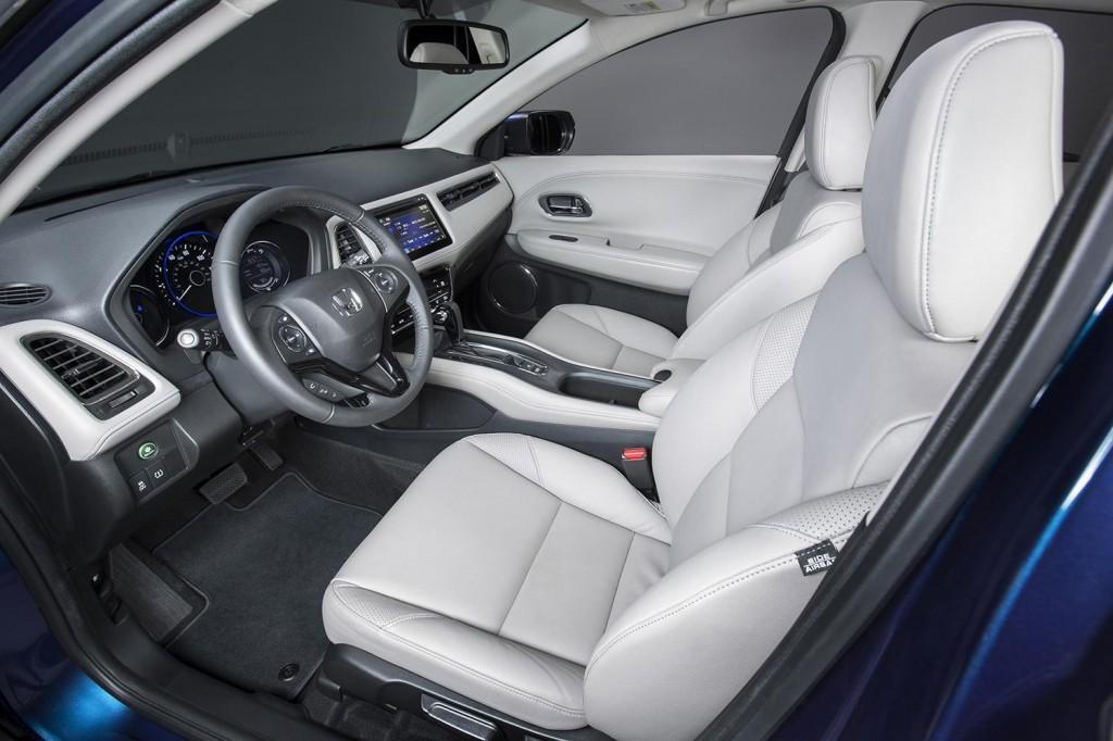 2016 Honda HR-V New Class of Premium Honda Subcompact Crossovers