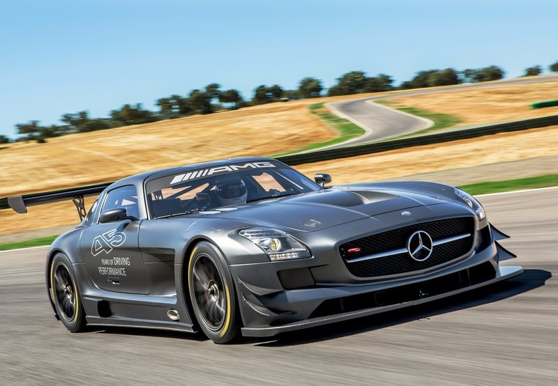 600 hp 2016 mercedes amg gt 3 racing version is in the works for Mercedes benz 600 amg