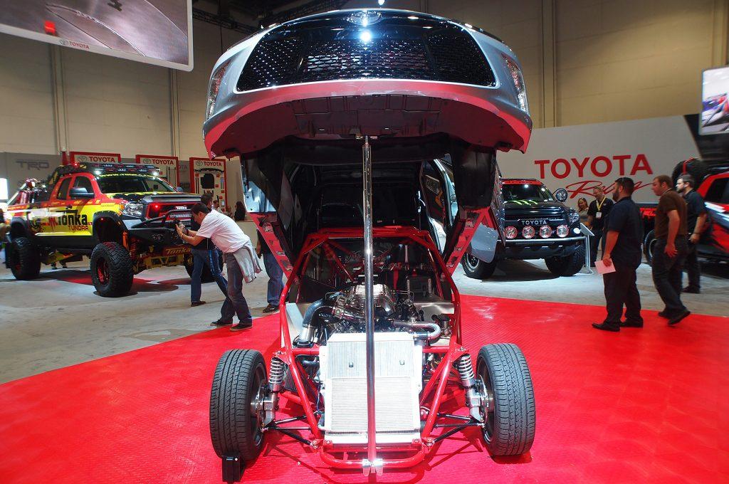 Toyota Camry Sleeper 5