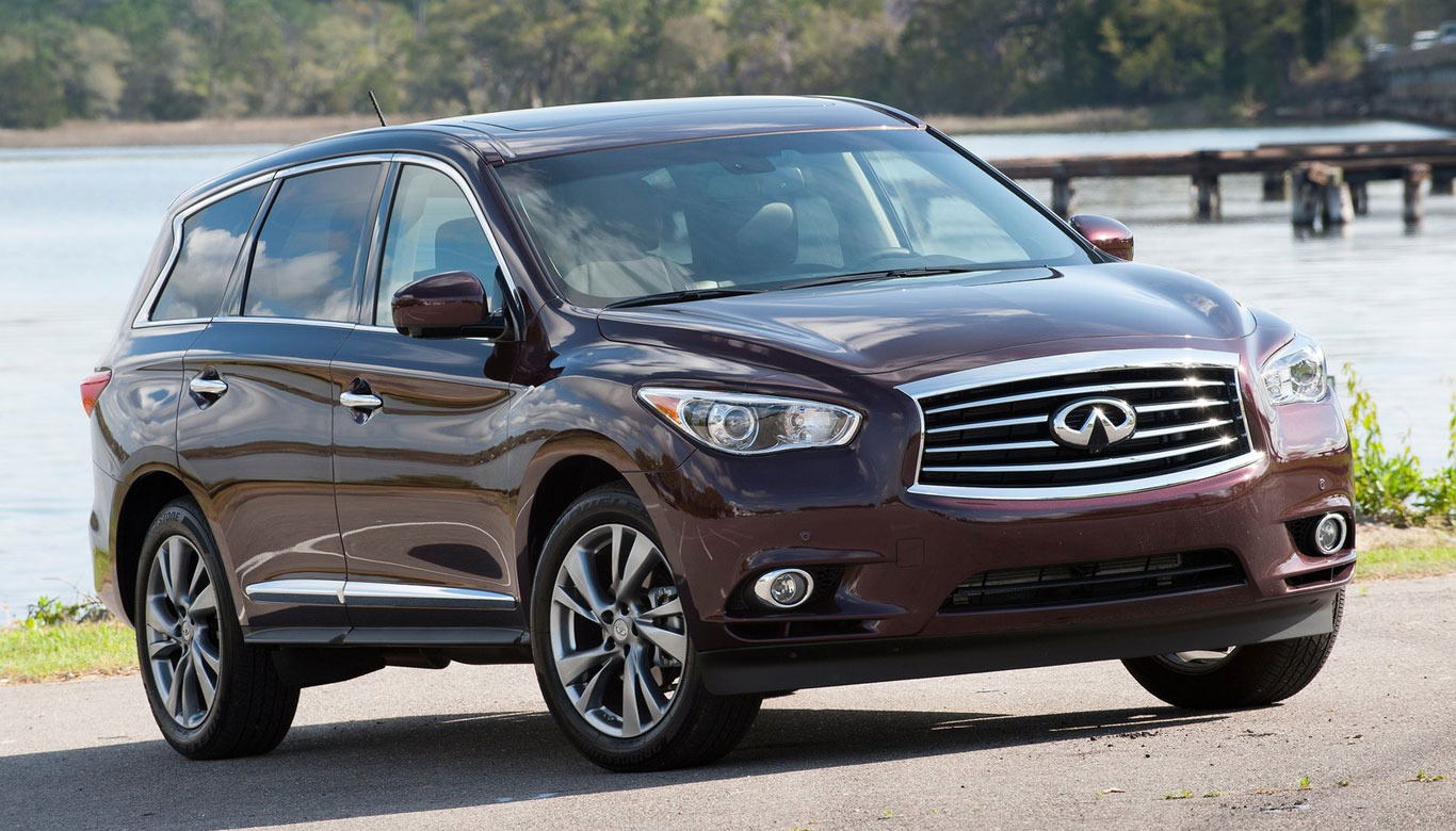 all new luxury packed 2015 infiniti qx60 revealed. Black Bedroom Furniture Sets. Home Design Ideas