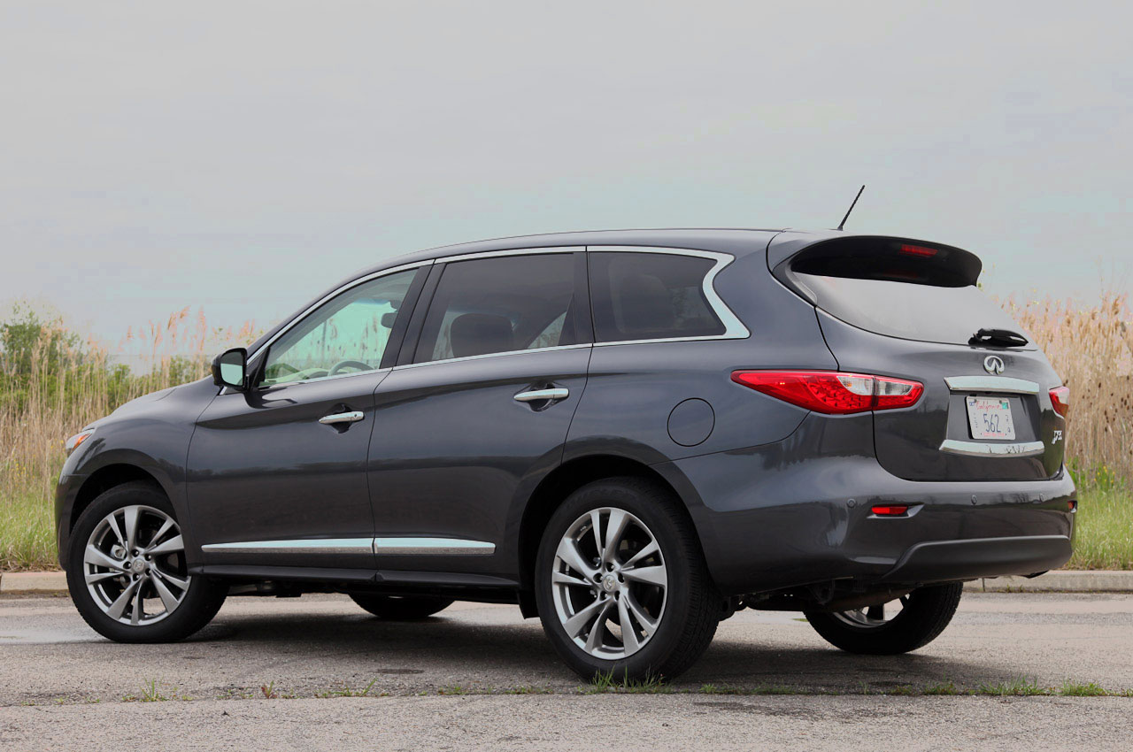 Gear Heads New On Infiniti Qx60 Fuse Box All Luxury Packed 2015 Revealed