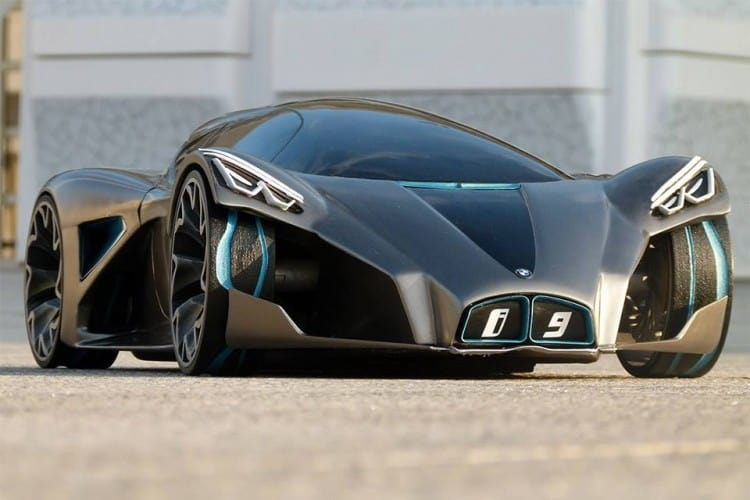 the 2016 bmw i9 supercar is a go. Black Bedroom Furniture Sets. Home Design Ideas
