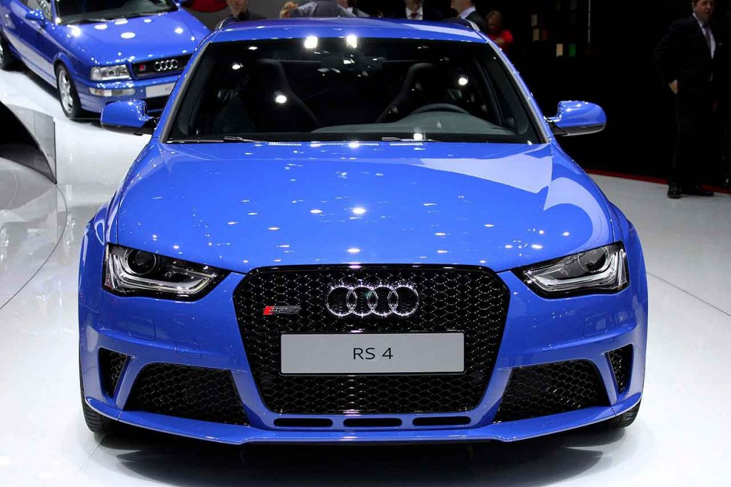 Next Generation 2015 Audi Rs4 Twin Turbo V6 Wagon