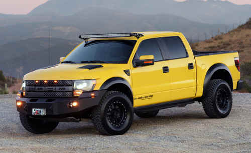 The Ultimate Muscle Truck, the 2015 Hennessey Velociraptor