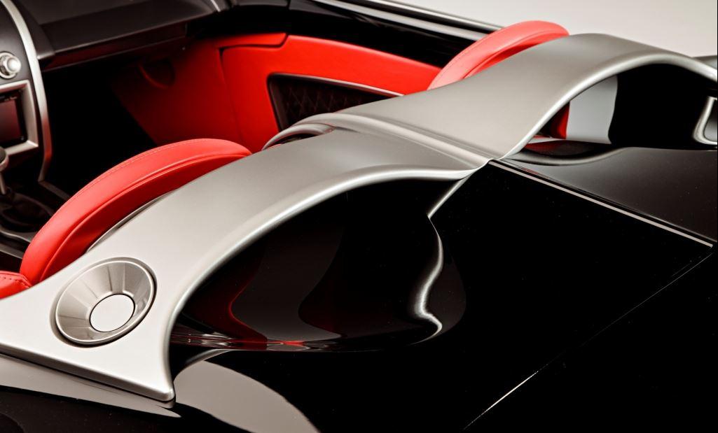Carbon Fiber Corvette 7