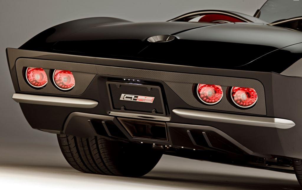 Carbon Fiber Corvette 9