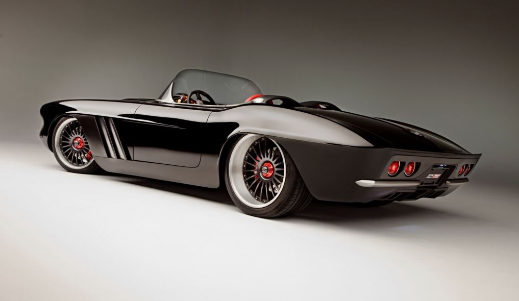 Carbon Fiber Corvette 4