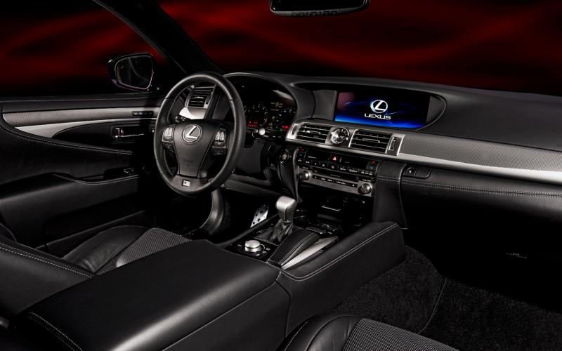 Captivating Lexus LS 460 Review 3