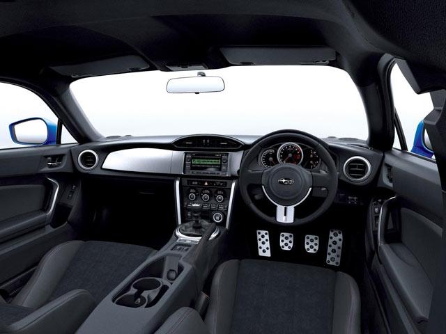Subaru BRZ GT300 Specs 3