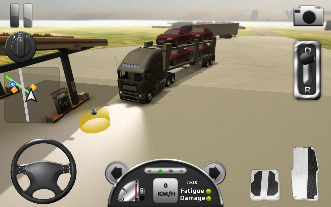 How Online Truck Driving Games Can Help Kids