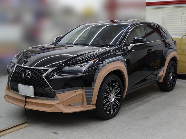 Wald International Kit Takes Lexus NX From Super To Superb