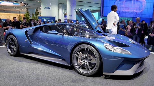 Yes Ford Loves The Turbos These Days And When You Produce An Engine This Good Then Why Not Place It In The New  Ford Gt