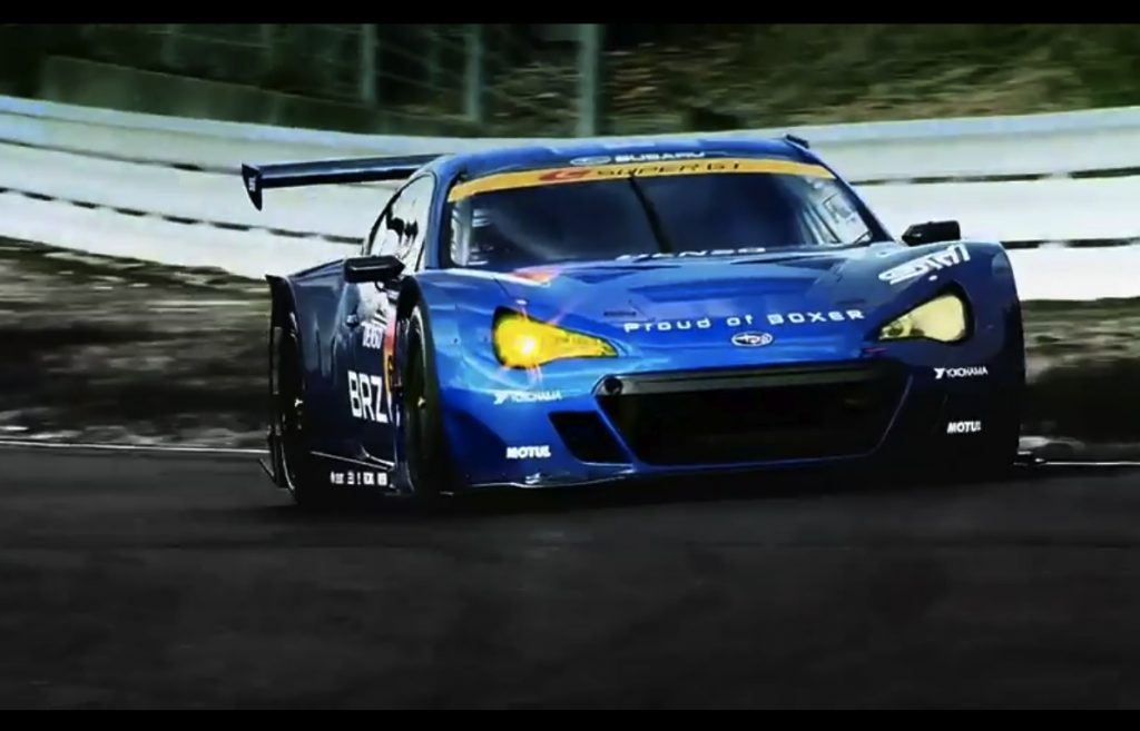 Subaru BRZ GT300 Specs 1