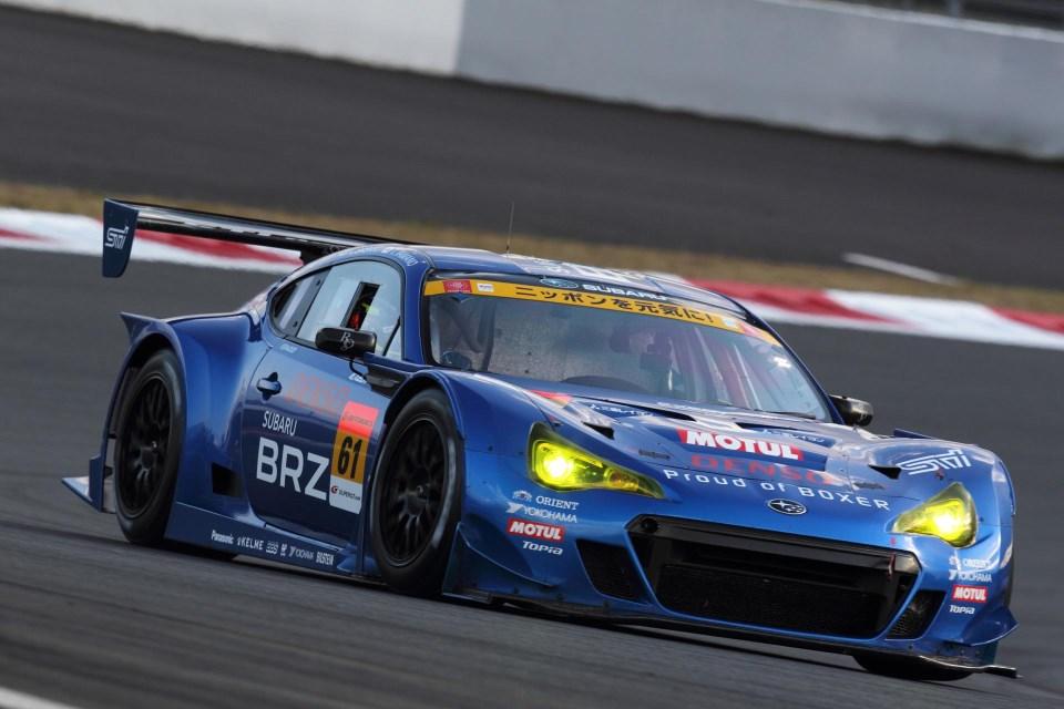 Subaru Race Car >> An In Depth Look At Subaru S Racing Beast The Subaru Brz Gt300