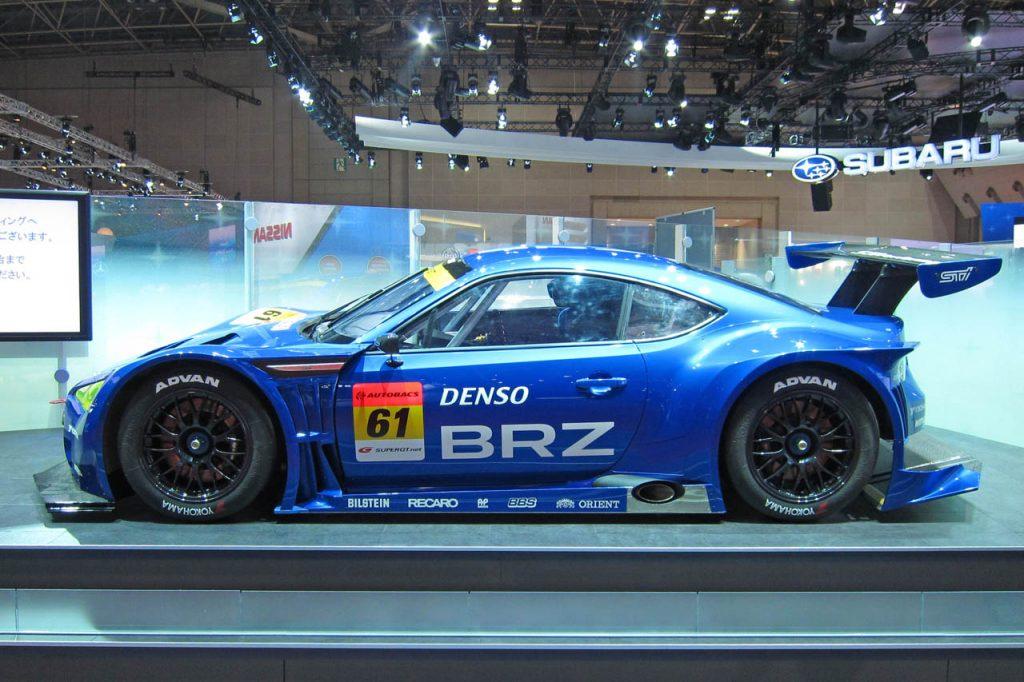 Subaru BRZ GT300 Specs 2