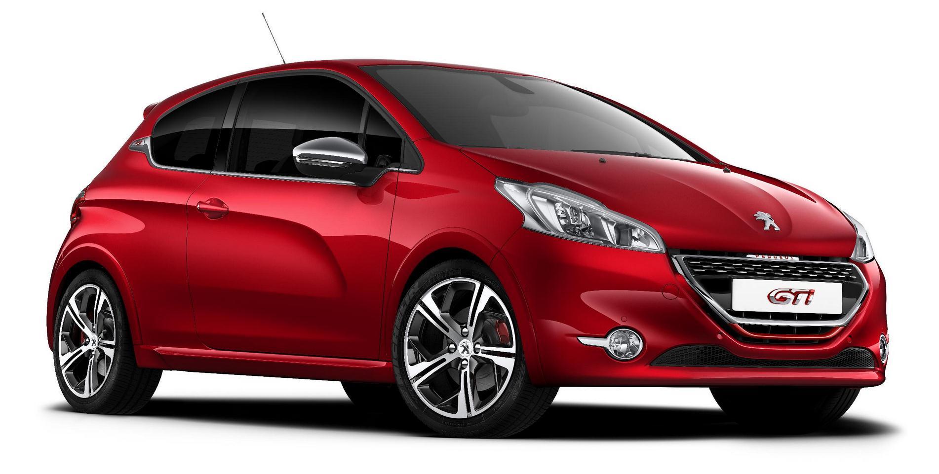 2013 Peugeot models