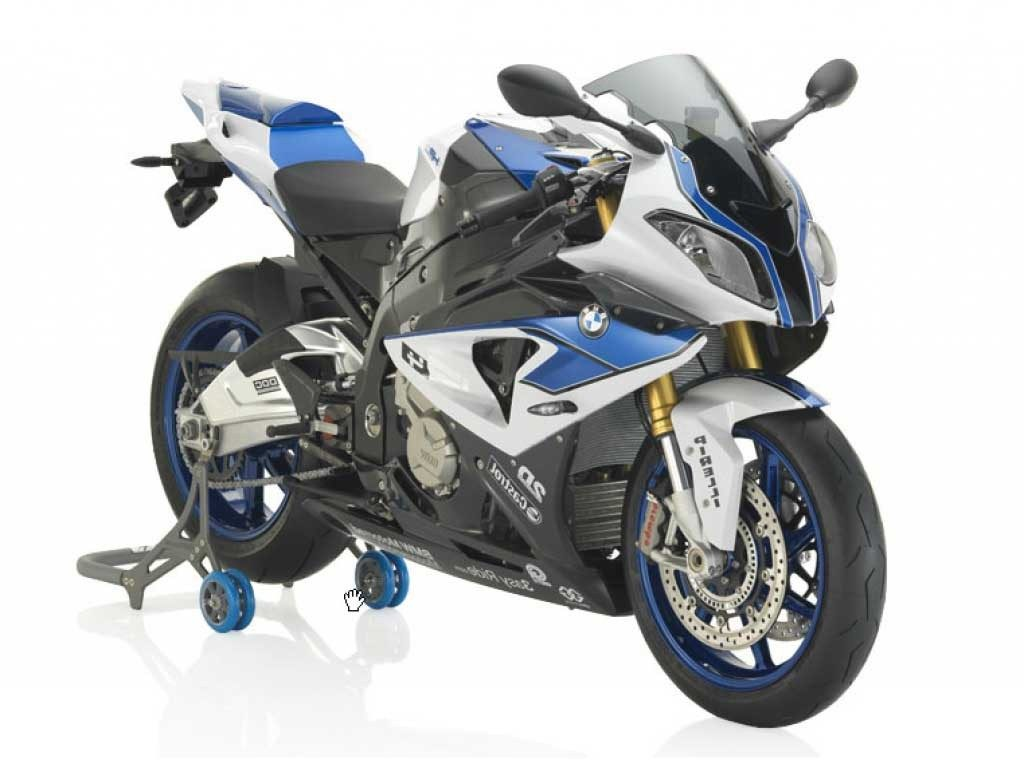 2015 BMW S1000RR HP4 Front