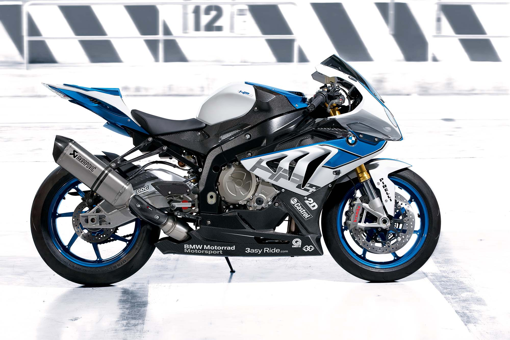 2015 BMW S1000RR HP4, The Last Superbike You'll Ever Need