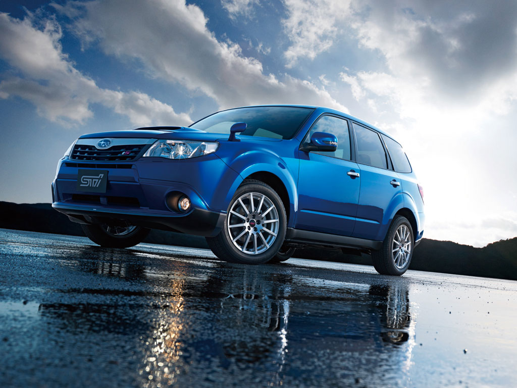 Subaru Are Back In The Crossover SUV Market With The 2015 Subaru Forester TS