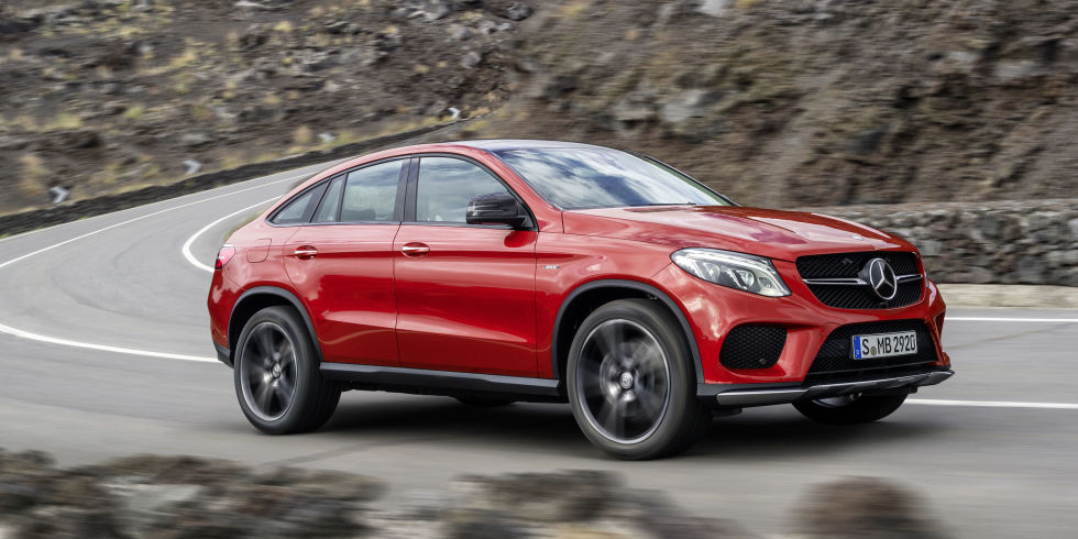 mercedes benz redefines the coup with the 2016 gle 450