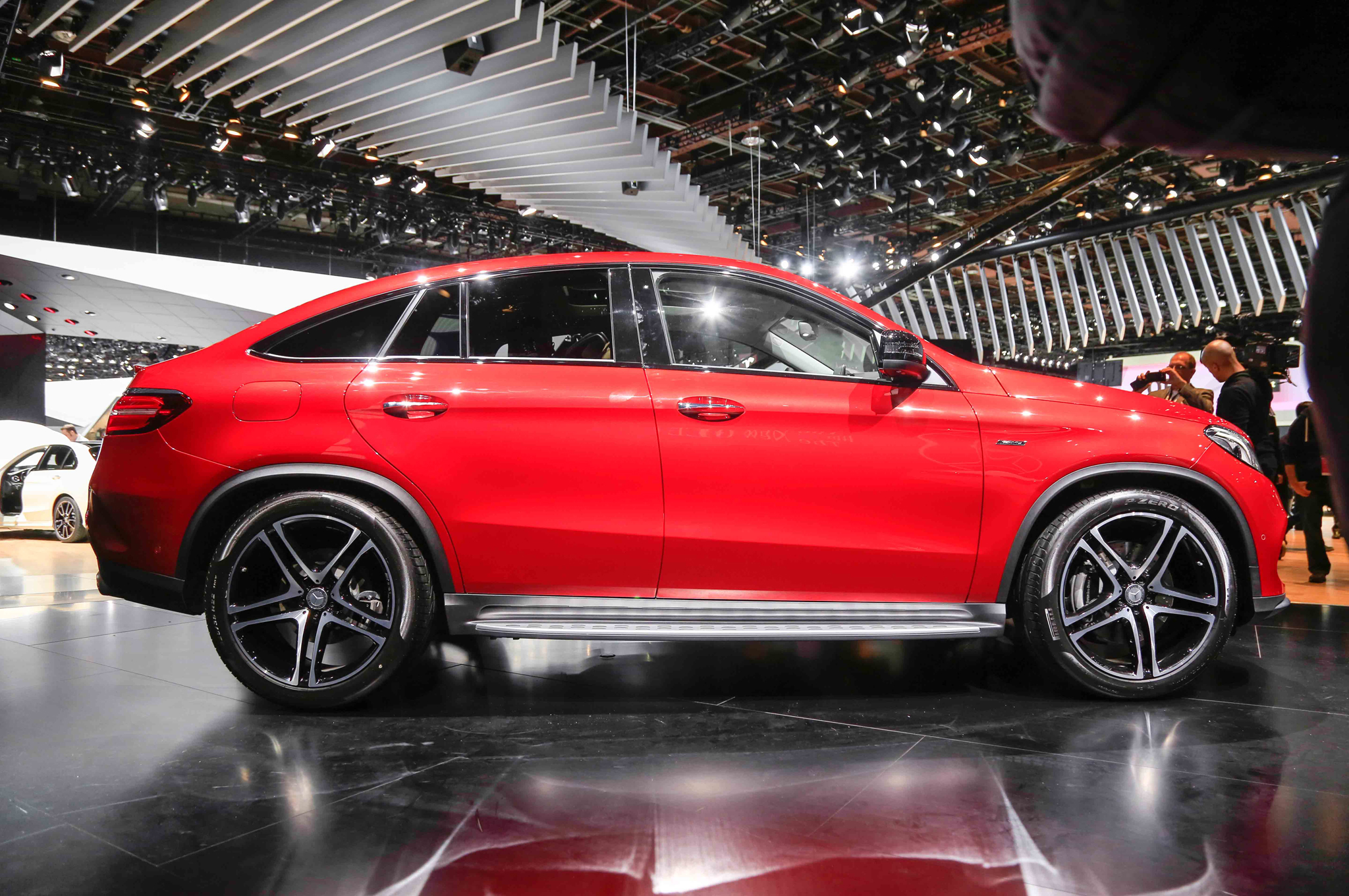 2016 Mercedes Benz Gle450 Amg 4matic Coupe Side Ii