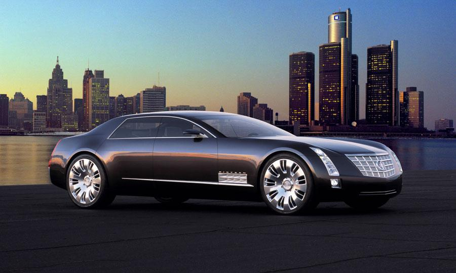 Cadillac Sixteen Was One of the Most Expensive Cars of the Millennium