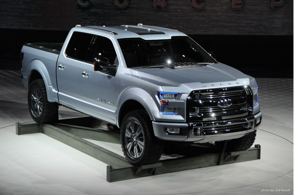 A Hybrid Ford F-150 Is What Will They Think of Next?