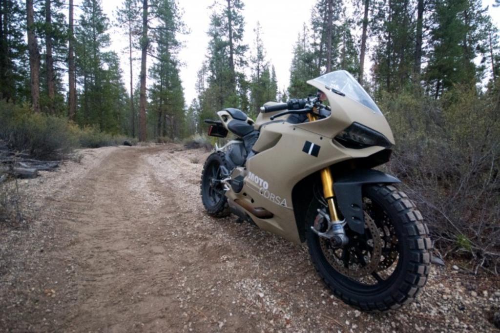 MotoCorsa Bike - Panigale TerraCorsa 4