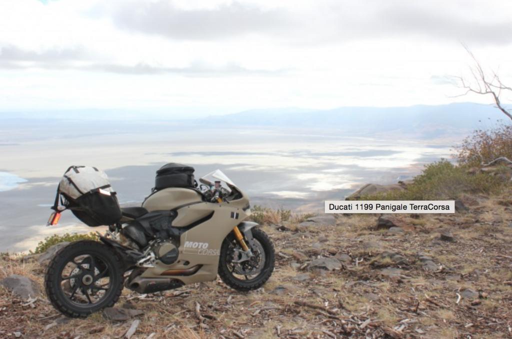 MotoCorsa Bike - Panigale TerraCorsa 1