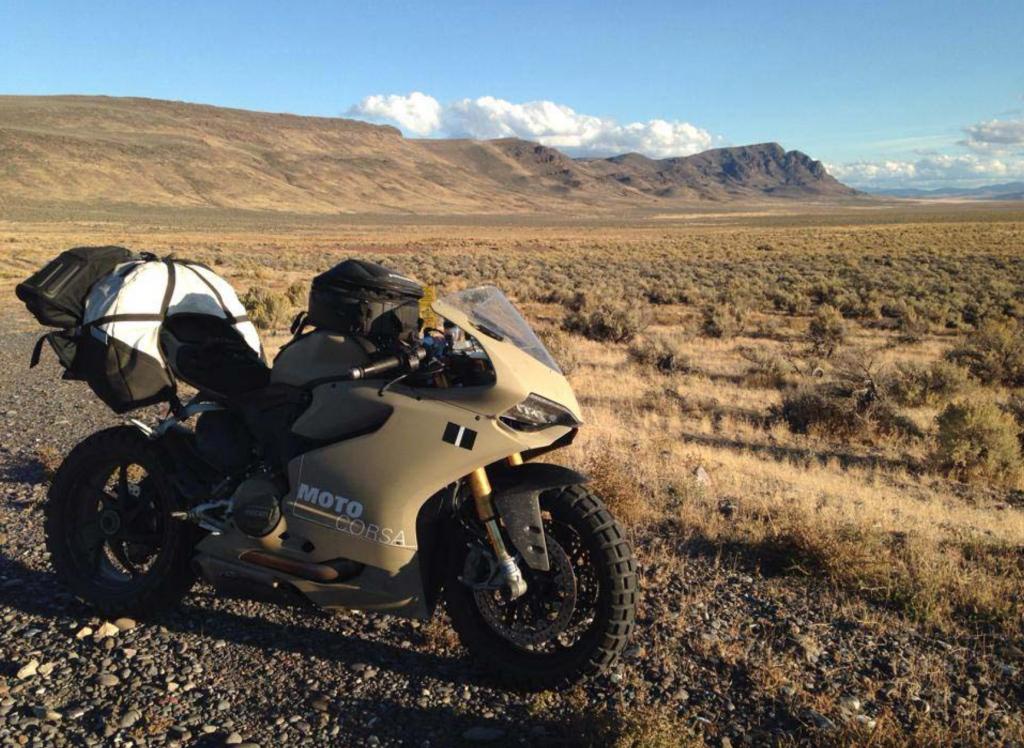 MotoCorsa Bike - Panigale TerraCorsa 2